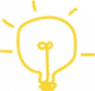 lamp yellow icon