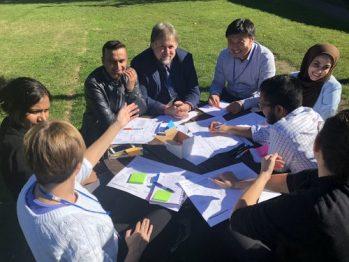basis outdoor meeting